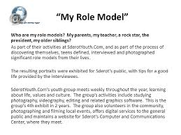 teacher as a role model essay why my role model is my teacher odyssey