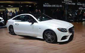 Believe in yourself, work hard, and when you fall, get back up and perform even better! 2018 Mercedes Benz E Class Coupe Revealed The Car Guide