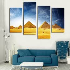 Living Room Art Paintings Egyptian Art Paintings Promotion Shop For Promotional Egyptian Art