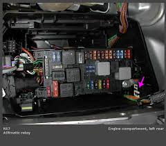 2001 mercedes e320 starter relay location image details 2001 mercedes e320 starter relay location