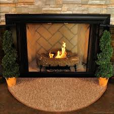 hearth rug top fire resistant s for fireplace com goods of the woods 10809 firewood half round