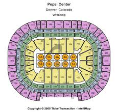 Pepsi Center Seating Chart Nuggets Pepsi Center Tickets And Pepsi Center Seating Charts 2019