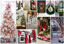 Small Picture Christmas Decorating Ideas Home Bunch Interior Design Ideas