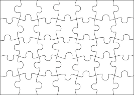 Printable Jigsaw Puzzle Maker Beautiful Puzzle Template Awesome Printable Jigsaw Puzzles