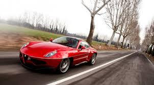 Alfa Romeo Disco Volante - YouTube