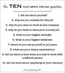How to answer the 10 MOST common interview questions - bookmark this one  for your next