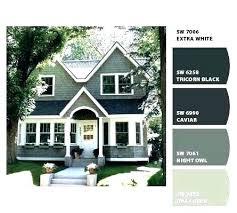 Exterior Paint Colors For Cottages Abigailremodeling Co