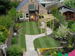 design a garden. Brilliant Garden Courtesy Gardenbuilderscouk Inside Design A Garden