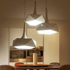 modern lighting shades. 2017 Led Pendant Lights Lamp Modern Lighting Fixtures For Bdedroom Living Room, Geometry Iron+acrylic Shade Shades S