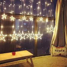 Dây đèn led nháy hình Ngôi Sao -4m-12 bóng đèn trang trí đèn ngủ mã 26008  giảm chỉ còn 99,000 đ
