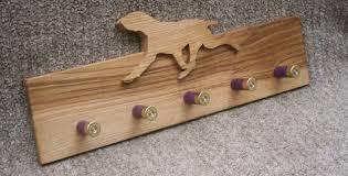 Gun Coat Rack DESIGNS IN WOOD Bonario by design 29