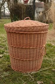 Big Laundry Basket from Natural Wicker \u2014 SIERRA Laundry