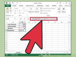 Amortize A Loan Formula How To Prepare Amortization Schedule In Excel 10 Steps