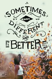 Different Quotes Magnificent Monday Quote It's Better That Way