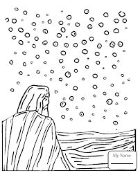 Free Bible Coloring Pages For Children Free Bible Story Coloring