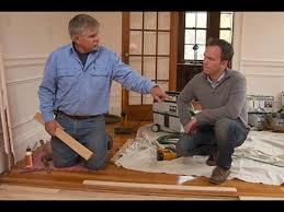 how to patch hardwood flooring