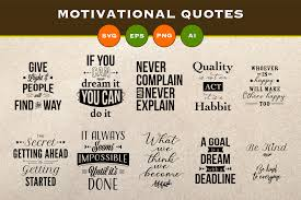 Motivational Quotes Bundle Graphic By Simply Swapnil Creative Fabrica