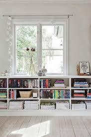 Shelves Around Window Best 25 Low Shelves Ideas On Pinterest Bookshelf Living Room