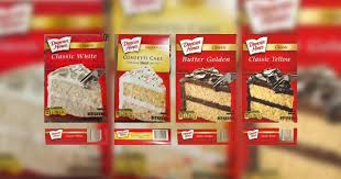 Duncan Hines Recalls Boxes Of Cake Mix Due To Salmonella Outbreak