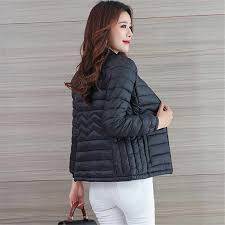 Winter Women Outerwear <b>2018 New Mid Long</b> Large Size Female ...
