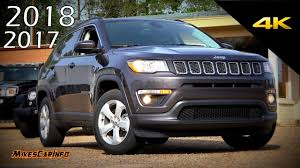 2018 jeep compass limited. exellent compass new 20172018 jeep compass  ultimate indepth look in 4k and 2018 jeep compass limited c