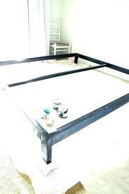 Craigslist Queen Bed Frame Full Size Of Bedroom High Platform Bed ...