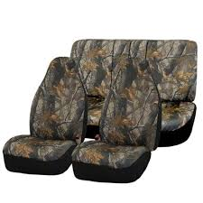 FH GROUP FHFB111112 <b>Hunting Camouflage Car Seat</b> Covers ...