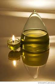 it s a handout jpeg of an olive oil burning lamp by oliviers and co