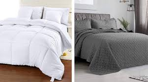 a comforter vs coverlet
