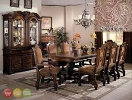 formal dining room furniture. Image Is Loading Neo-Renaissance-9-Piece-Formal-Dining-Room-Table- Formal Dining Room Furniture T