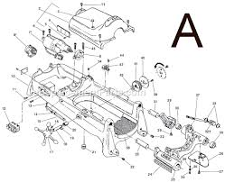ridgid 535 parts list and diagram early style click to close
