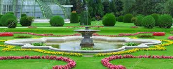 botanical garden of the university of vienna in austria photo by