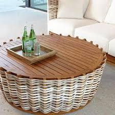 vilamoura round woven wicker outdoor