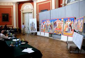Защиты дипломных работ института им И Е Репина Архив выставок  Защиты дипломных работ института им И Е Репина