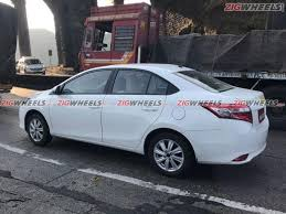 2018 toyota vios 1 3 e a t. beautiful 2018 toyota vios spied spotted testing in india indian cars bikes    inside 2018 1 3 e a t