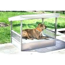 Outdoor Dog Bed Dog Bed Elevated Indoor Outdoor Pet Portable Bed ...