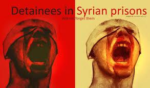 Image result for syrian prisons