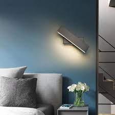 led wall lights modern wall lamp
