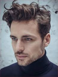 Haircuts For Guys With Curly Thick Hair Lovely Trendy Mens Haircuts