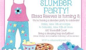 Slumber Party Printable Invitations Guluca