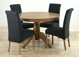 black rustic dining table modern rustic round dining table distressed black dining table black round dining