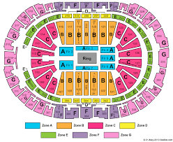 Aac Seating Chart With Seat Numbers Rbc Center Seating Chart