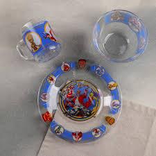 Набор посуды детский «Стражи галактики», 3 предмета ...