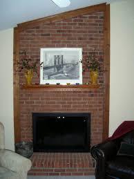 Diy Fireplace Makeover Ideas Brick Fireplace Makeover Ideas Office And Bedroomoffice And Bedroom