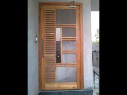 modern and beautiful wood door design for home 11