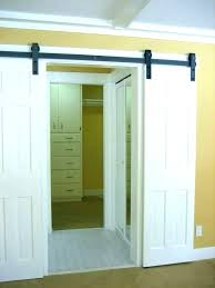 barn style doors for closets sliding barn closet doors sliding barn barn door style interior doors