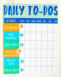 Chore Sticker Chart Printable Free Printable Toddler Chore Chart And Stickers Play Party