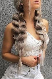 Image result for bubble braid