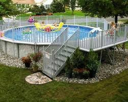an aboveground pool is installationfriendly and lowmaintenance and when youu0027re ready to recapture your backyard an above ground can easily be affordable swimming pools n74