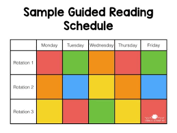 Overcoming The Guided Reading Time Crunch Learning At The